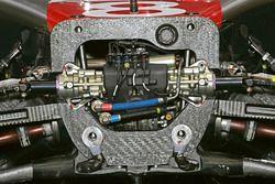 #8 Audi Sport Team Joest Audi R18 front detail