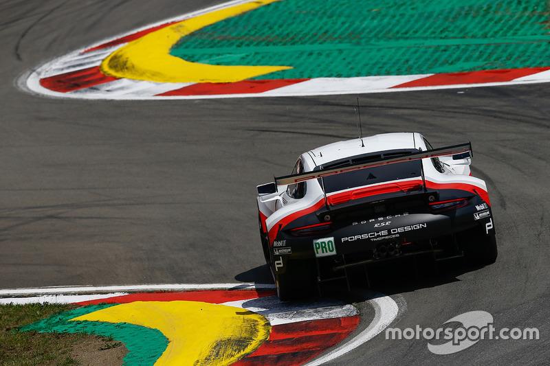 3. GTE-Pro: #92 Porsche Team, Porsche 911 RSR