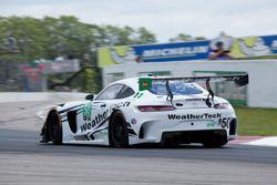 #50 Riley Motorsports Mercedes AMG GT3: Gunnar Jeannette, Cooper MacNeil