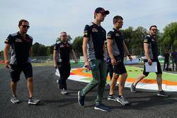 Ознакомление с трассой: Даниил Квят, Scuderia Toro Rosso