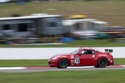 #34 Nissan 370Z: Tony Rivera