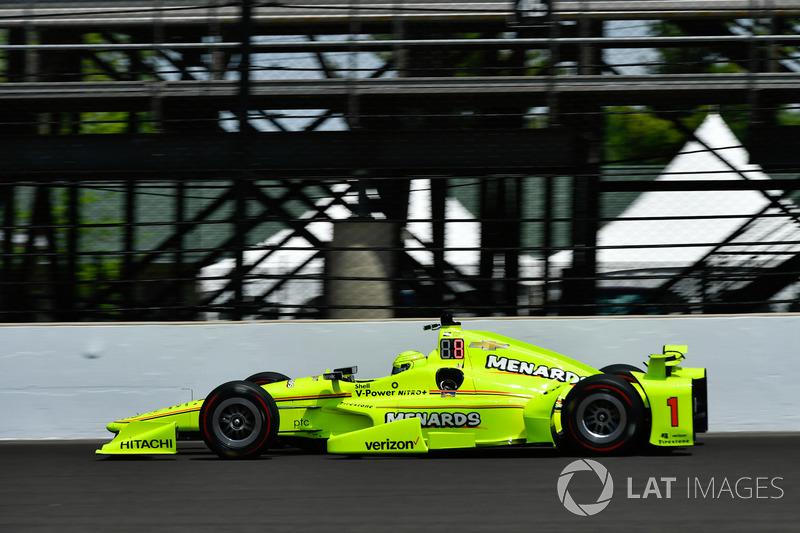 23. Simon Pagenaud, Team Penske, Chevrolet