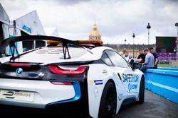 Safety-Car: BMW i8