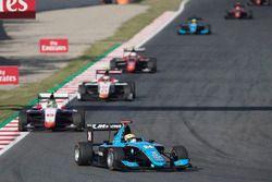 Arjun Maini, Jenzer Motorsport devant Dorian Boccolacci, Trident