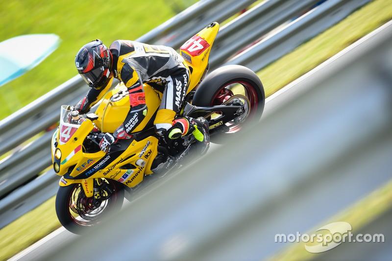 15. #44 No Limits Motor Team – Andrea Boscoscuro, Kevin Manfredi, Niccolo Rosso - 14 Runden
