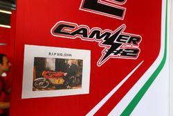 R.I.P Big John da Leon Camier, MV Agusta