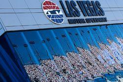 Las Vegas Motor Speedway signage