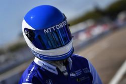 Tony Kanaan, Chip Ganassi Racing Honda, crew