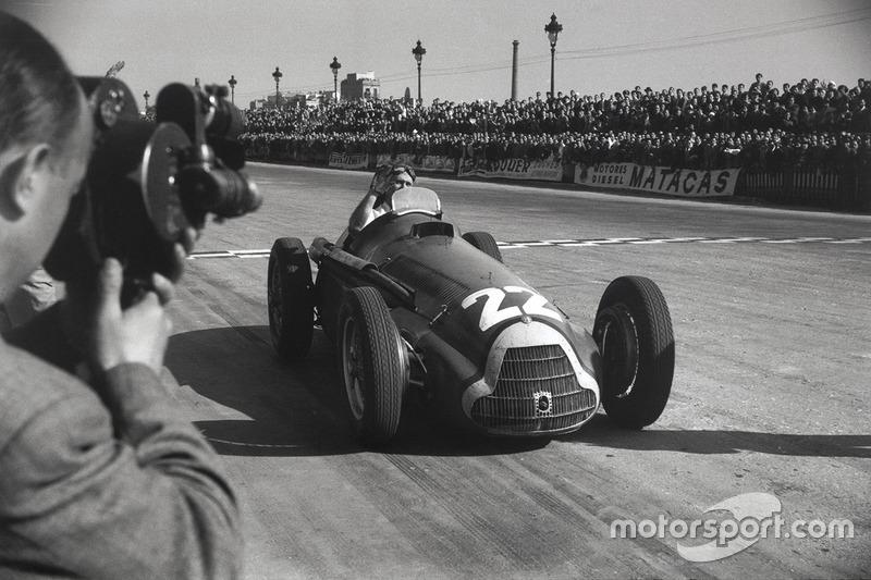 Juan Manuel Fangio, Alfa Romeo 159 (1951, campeão: Fangio)
