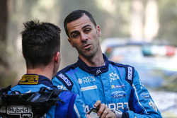 Benjamin Veillas, M-Sport, Ford Fiesta WRC