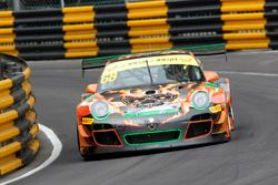 John Shen, Modena Motorsports Porsche 911 GT3-R