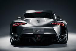 Toyota T-1 Graphite Concept
