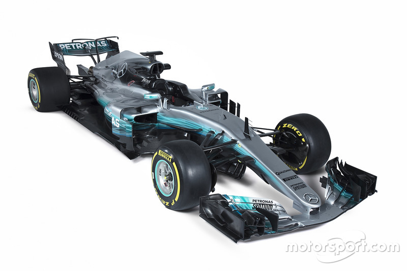 Mercedes amg petronas w08 wallpaper