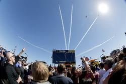 Daytona 500 flyover