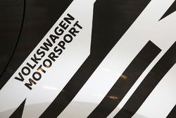 Logo Volkswagen Motorsport, dettaglio