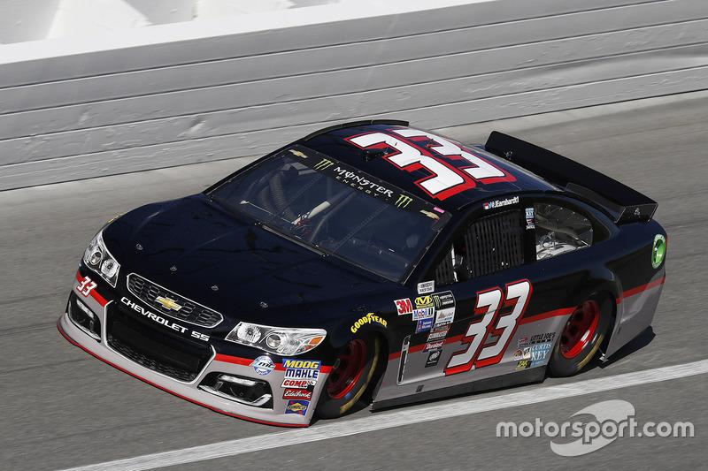 26. Jeffrey Earnhardt, Circle Sport - The Motorsports Group, Chevrolet