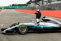 Льюис Хэмилтон, Mercedes AMG W08