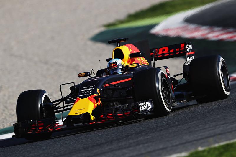 9e : Red Bull RB13