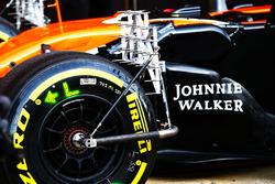 McLaren MCL32: Sensoren