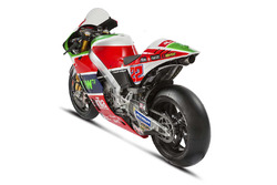 Bike von Sam Lowes, Aprilia Racing Team Gresini