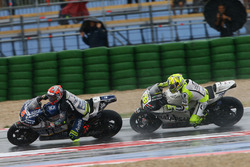 Альваро Баутиста, Aspar MotoGP Team, и Эктор Барбера, Avintia Racing