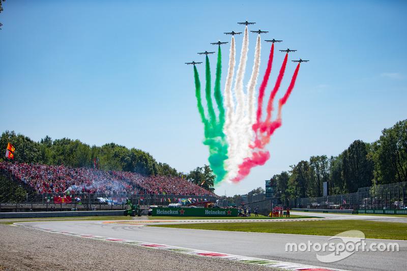 В Монце прошло уже 67 Гран При Италии – эта трасса принимала Ф1 чаще, чем какой-либо другой автодром