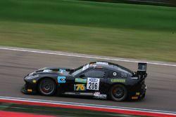 Luca Magnoni, Nova Race, Ginetta G55-GT4 #206