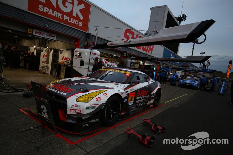 #3 B-MAX NDDP GT-R