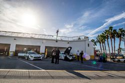 #33 Riley Motorsports Mercedes AMG GT3, #50 Riley Motorsports Mercedes AMG GT3