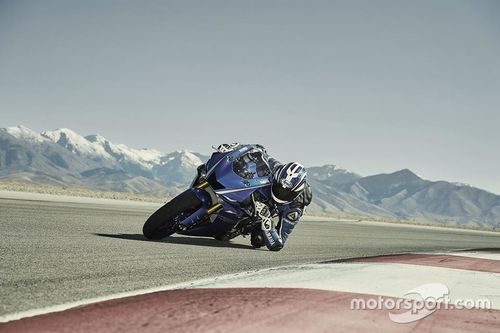 Präsentation: Yamaha YZF-R6