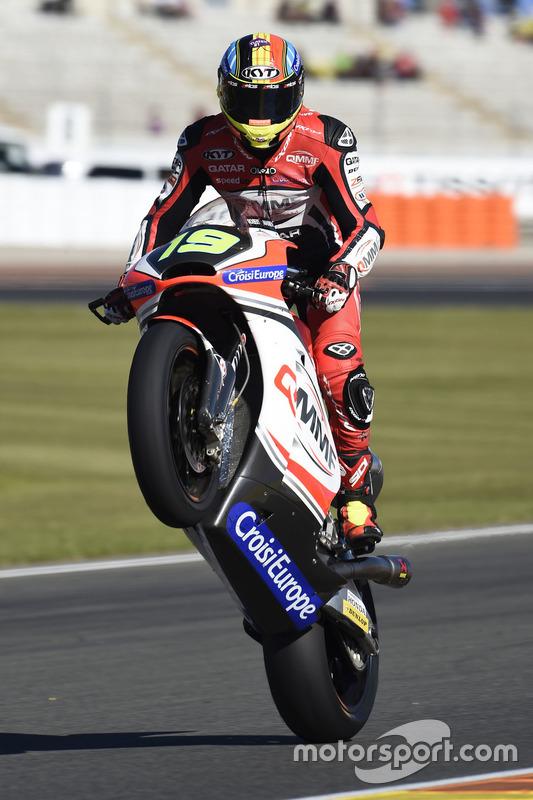 Xavier Simeon, QMMF Racing Team