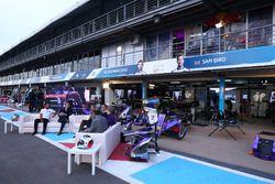 Tavolo rotondo DS Virgirn con Jose Maria Lopez, DS Virgin Racing ed Alejandro Agag, Formula E CEO