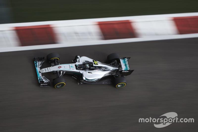 11. 2016 – Нико Росберг, Mercedes (73,3%)