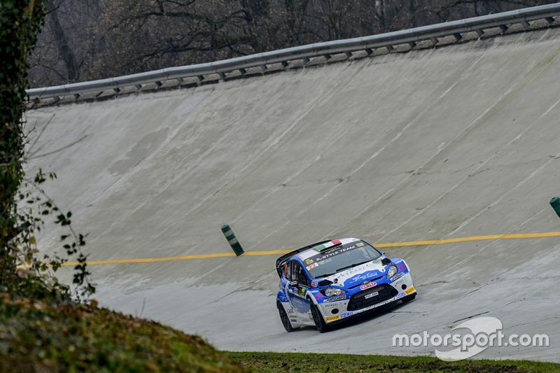 Fabio Butti, Giorgio Rocca, Ford Fiesta