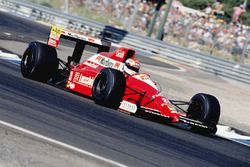 Emanuele Pirro, Scuderia Italia Dallara 190 Ford