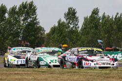 Diego De Carlo, JC Competicion Chevrolet, Agustin Canapino, Jet Racing Chevrolet, Emiliano Spataro, Trotta Racing Dodge