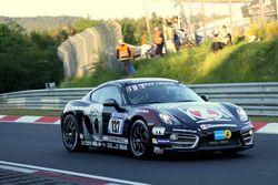 Ivan Jacoma, Porsche Cayman S (V6), Mathol Racing