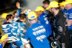Sieger #94 GMT94 YAMAHA, Yamaha R1: David Checa, Niccolò Canepa, Mike Di Meglio
