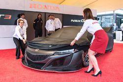 Honda NSX GT3 unveil