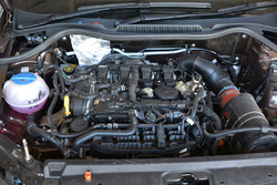 Volkswagen Ameo Cup engine detail