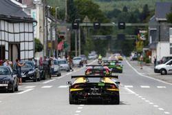 #77 Barwell Motorsport Lamborghini Huracan GT3: Adrian Amstutz, Martin Kodric, Patrick Kujala, Olive