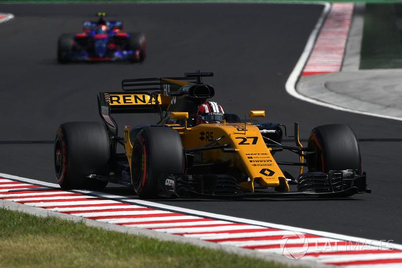 Ніко Хюлькенерг, Renault Sport F1 Team RS17