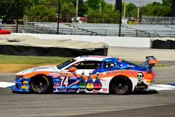 #74 TA2 Chevrolet Camaro, Gar Robinson, Robinson Racing