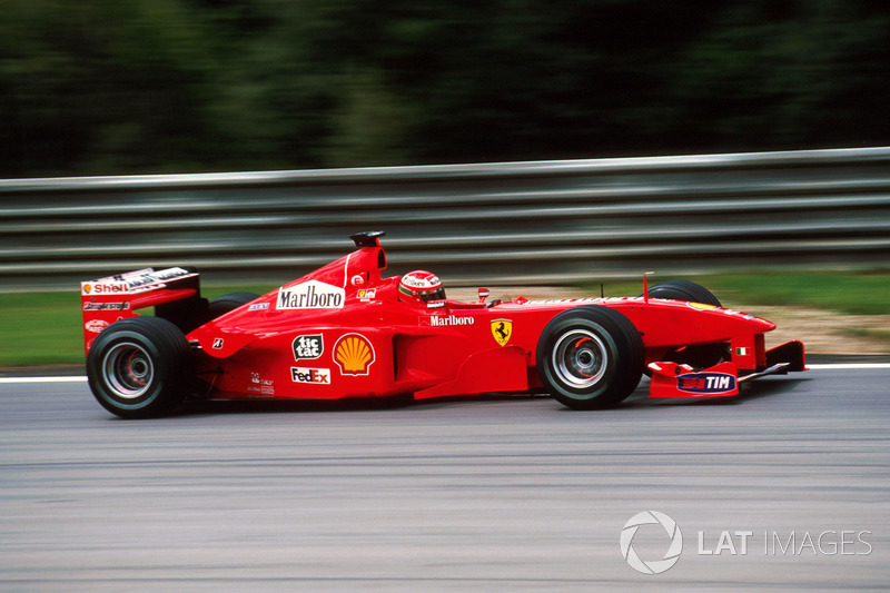 1999年:フェラーリF399