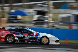 #8 TA Chevrolet Corvette, Tomy Drissi, Tony Ave Racing