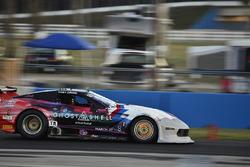 #8 TA Chevrolet Corvette, Tomy Drissi, Tony Ave Racing