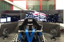Pergolini Motorsport Academy, SIM