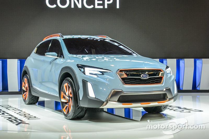 Subaru Concept Crosstrek