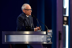 NASCAR Hall of Fame inductee Mark Martin