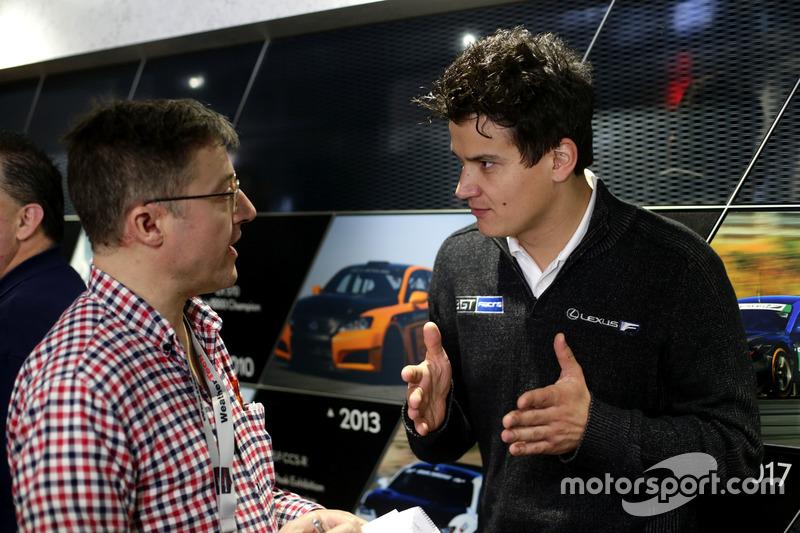 Dominik Farnbacher, 3GT Racing
